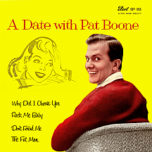 A Date With Pat Boone