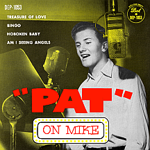 'Pat' on Mike