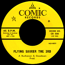 Flying Saucer the 3rd