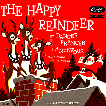 Dancer, Prancer and Nervous