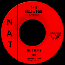 The Girl's a Devil