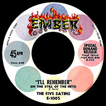 I'll Remember (In the Still of the Nite)