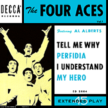 The Four Aces Volume 1