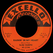 Rainin' in My Heart