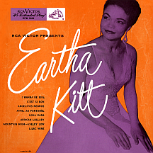 RCA Victor Presents Eartha Kitt