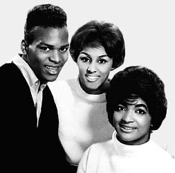 Bobby Sheen, Darlene Love and Fanita James
