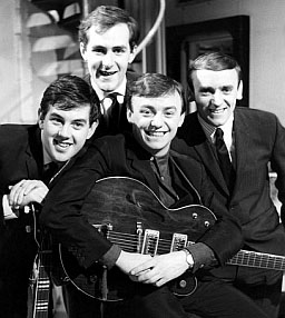 Les Chadwick, Les Maguire, Gerry Marsden, Freddie Marsden