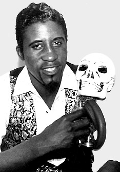 Screamin' Jay Hawkins and Henry