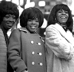 Betty Kelly, Rosalind Ashford, Martha Reeves