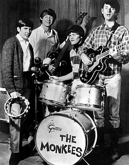 Davy Jones, Peter Tork, Micky Dolenz, Michael Nesmith