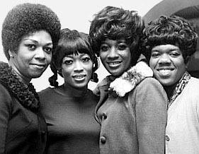 Cissy Houston, Myrna Smith, Sylvia Shemwell, Estelle Brown