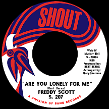 Are You Lonely For Me