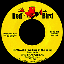Remember (Walking in the Sand)