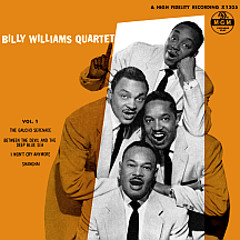 Billy Williams Quartet Volume 1