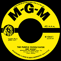 The Purple People Eater